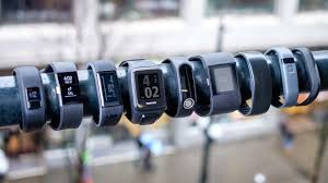 Online Exercise Tracker The Best Fitness Trackers For 2019 Reviews Com