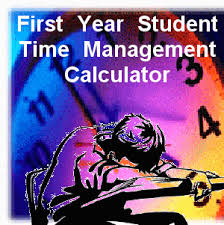 time management calculator for college students