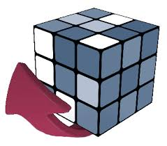 Rubiks Cube Notation What The Rotation Letters Mean F R U2