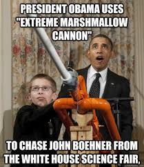 White House Science Fair memes | quickmeme via Relatably.com