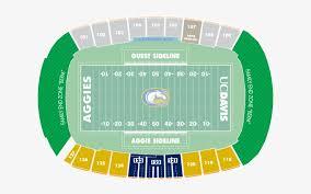 Uc Davis Football Tickets Aggie Stadium Map Uc Davis