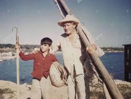 老人と海 (The Old Man and the Sea・米・1958)> | こんな映画見ました