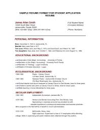 Template Template Simple Easy Resume Free Download Basic Templates