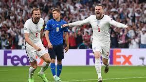 England vs Italy in Euro 2020 final ...