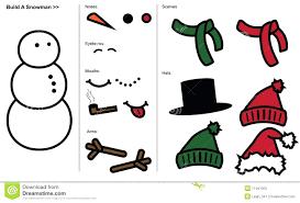 Snowman Template Printable Printable Snowman Template Print Barca Fontanacountryinn Com