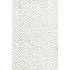 dash and rugs diamond hand woven platinum white indoor outdoor area rug reviews tan cowhide