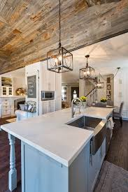 the diy rustic kitchen pendant lights design
