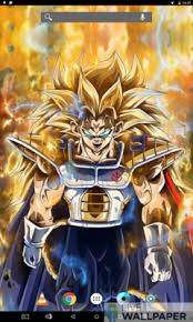 prince vegeta live wallpaper a cool phone background for android screenshot 1