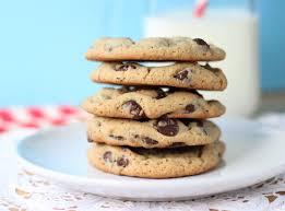 chocolate chip cookies bilaketarekin bat datozen irudiak