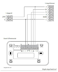 best of wiring diagram for honeywell thermostat wiring diagram Heat Pump Thermostat Wiring Diagrams wiring diagram for honeywell thermostat, source youtube com ecobee smart si
