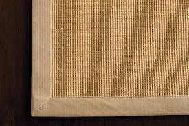 natural fiber sisal rug