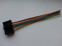 fiat grande punto heater fan motor resistor wiring harness loom plug image is loading fiat grande punto heater fan motor resistor wiring