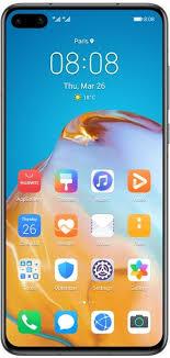 Купить <b>Huawei P40 8</b>/<b>128GB</b> black в Москве: цена мобильного ...