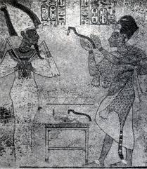 Рис Обряд отверзания уст и очей Реферат Египет  ancient