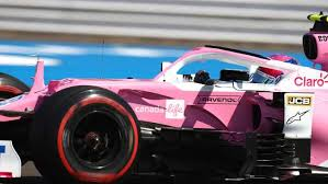 Half the F1 <b>grid</b> protest Racing Point copying sanction