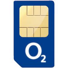 O2 Pay As You Go PAYG Sim Card Standard Micro Sim £0 99