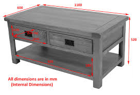 brilliant coffee table dimensions typical dimensions of a coffee table eco friendly coffee table in