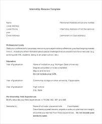 Accounting Internship Resume Samples Law Student Resume A Will And ...