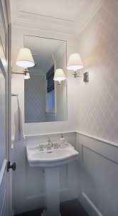 Small powder room design Dark These Half Bathroom Remodeling Ideas Can Inspire Transformation That Is Sure To Impress Guests And Family Members Alike Our Bathroom Remodeling Ideas Can Pinterest 26 Half Bathroom Ideas And Design For Upgrade Your House Bathroom