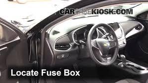 interior fuse box location 2016 2018 chevrolet malibu 2016 2006 chevy malibu fuse box locate interior fuse box and remove cover