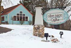 Quilt Junction, housed in a 19th-century train depot, offers ... & Olive Juice Quilts, Onalaska, WI Adamdwight.com
