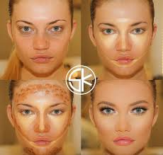 makeup transformations before and after contouring before and after makeup glamsformation the power of makeup beauty transformation nikkietutorials