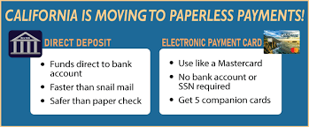 You can also say it digital search engine for. California Is Moving To Paperless Payments Ca Child Support Services