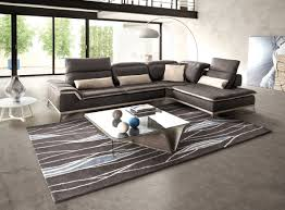 fabric sectional sofas. David Ferrari Volare Italian Modern Grey Fabric Sectional Sofa 0 Sofas
