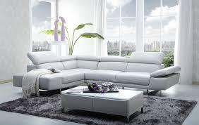 Modern Italian Living Room Furniture Modern Furniture Italian Leather Living Room Sectional Sofa Set