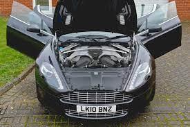 Aston Martin Rapide Drivershall
