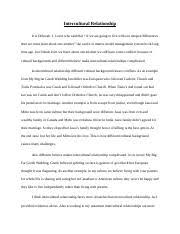 my big fat greek wedding essay doniaabuzaid dr nicklinardopoulos 2 pages intercultural relationship