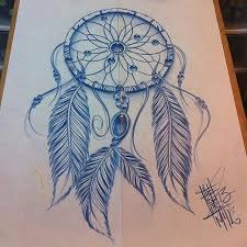 Dream Catcher Drawing Ideas