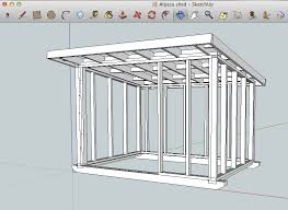 Small Picture Sketchup Shed Design Plans DIY Free Download Bunk Bed Blueprints