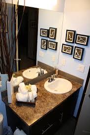 Wooden Bathroom Accessories Set Bathroom Design Sexy Brown Bathroom Full Mirror Photo Gallery