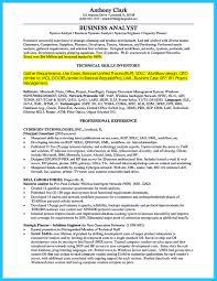 Business Intelligence Resume Free Resume Example And Writing