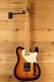 Fender Custom Shop Designed Telecaster Fender Custom Shop Artist Collection Merle Haggard Signature Telecaster Two Tone Sunburst Id 12258