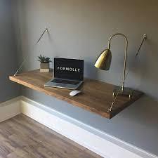 diy computer desk fold down desk
