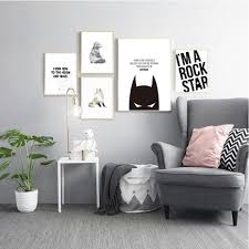 i love you to the moon and back batman wall art