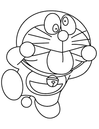 Show coloring pages for kids and it is one of the best application for adults in google play store. Funny Doraemon Coloring Page Free Printable Coloring Pages For Kids