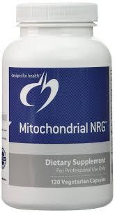 Designs For Health Mitochondrial Nrg Mitochondrial Nrg 120 Vegicaps