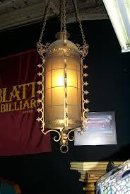 blatt billiards custom lighting