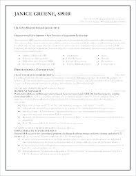 Examples Of Free Resumes Best of Engineering Resume Templates Word Banri