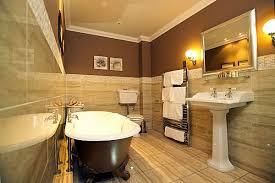 Brown Painted Bathrooms Bathroom Amazing Home Bathroom Interior Design Ideas With White