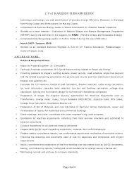 Electrical Engineering Responsibilities Top Mechanical Engineering
