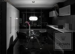 Black Kitchen Laminate Flooring Black High Gloss Laminate Flooring All About Flooring Designs