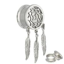 Dream Catcher Tunnels Tunnel Silver Dream Catcher 80