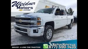 2018 chevrolet silverado 3500 heavy duty 1lt duramax 4x4 white 18n116 weidner motors ltd