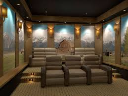 Small Picture Enjoyable Ideas Home Theater Wall Design 17 Best Images About