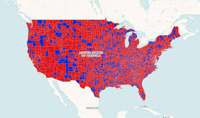 Midterm Elections 2018 Results Chart Midterm Elections 2018 Predictions Mapped Who Will Win The