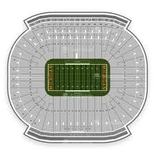 The Big House Virtual Seating Chart Michigan Stadium Seating Chart Seatgeek